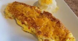 Omelet de huevo
